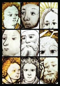 Canterbury Mosaic Fragments