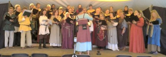 Pennsic Choir Siri