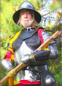 Sir Jon FitzRauf, photo courtesy of Sir Jon.
