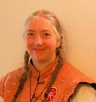 Doña Gabrielle de Winter, Captain of Queen Anna Leigh's Guard. Photo by Doña Gabrielle.