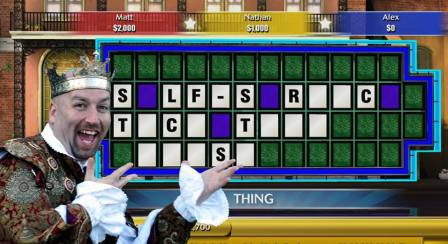 Titus Wheel of Fortune