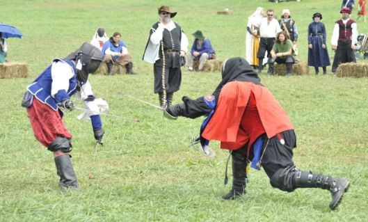 Pennsic Rapier Champs