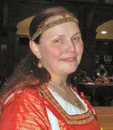 Mistress Cori. Photo by Duchess Anna Blackleaf.