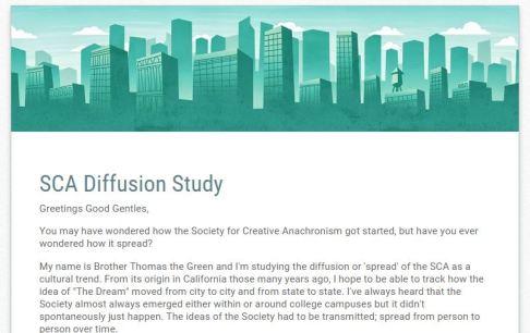 Diffusion survey