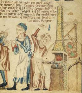 medieval-female-smith