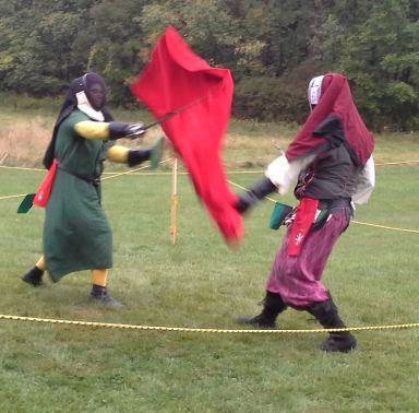 Don Berhend vs Lady Miriel
