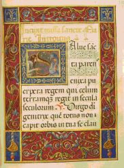Rangoni Bentivoglio Book of Hours,