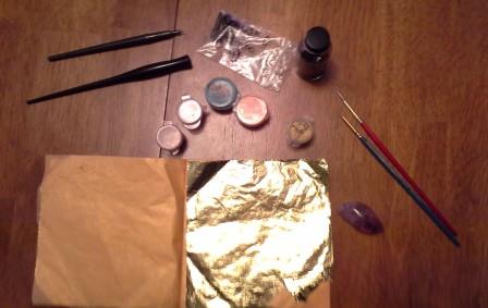 Scribal tools