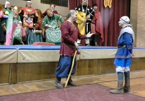 THLord Thorsol is recognized as the Unbelted Tourney winner.