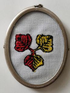embroidered sycamore