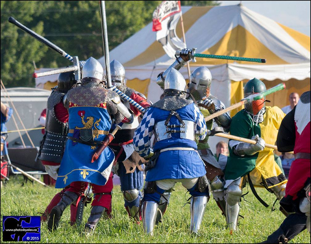 Combat of the Thirty   The Æthelmearc Gazette