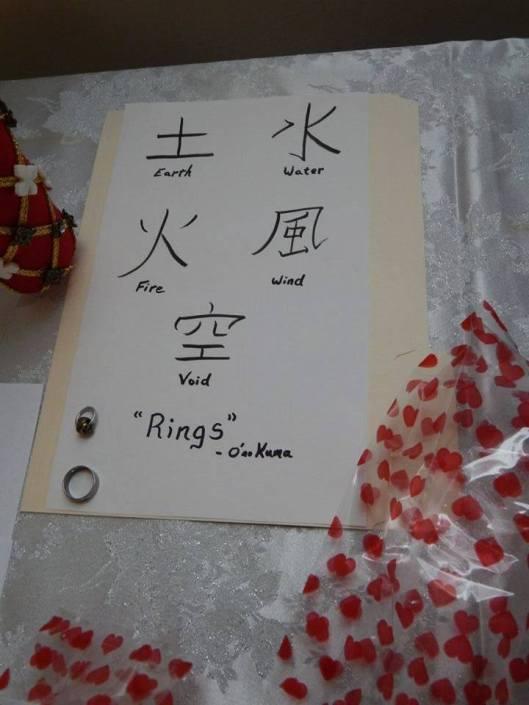 Kuma rings - Valentina