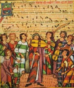 Instrumentistes-Codex-Manesse-254x300