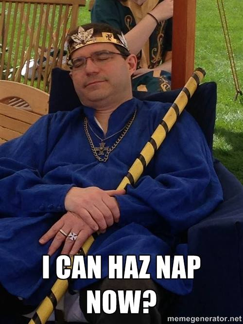 Maynard nap