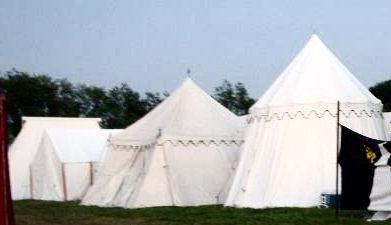 multiple tents Rowena 2