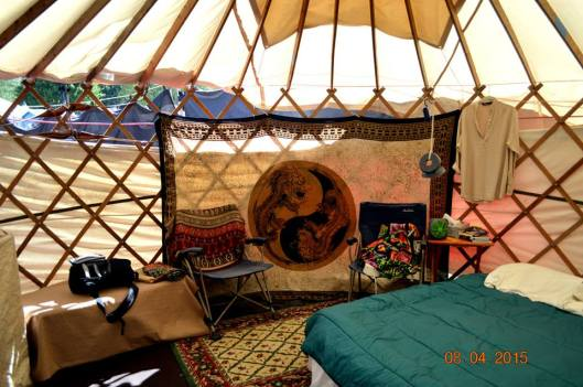 Yurt Interior Mark