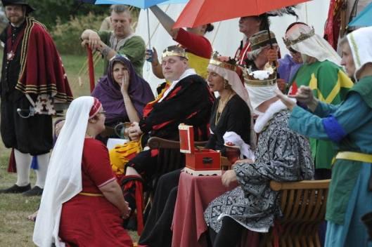 Kingdom court Zosia