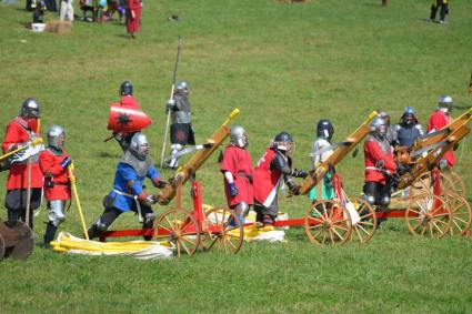 Æthelmearc Siege at Pennsic