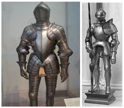 German Jousting armor