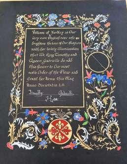 Fleur - Vivienne of Yardley