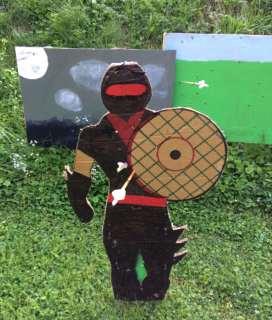 Ninja target