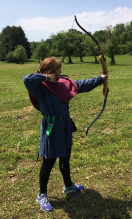 archer full draw