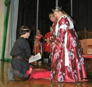 Skjoldr receives an AoA