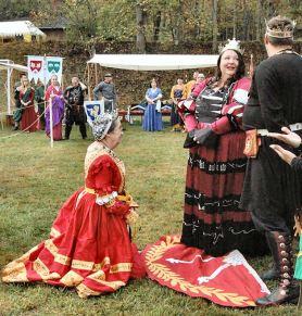 Mistress Elisabeth is sent to vigil.