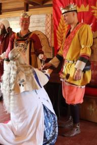 Sadira baronial fealty