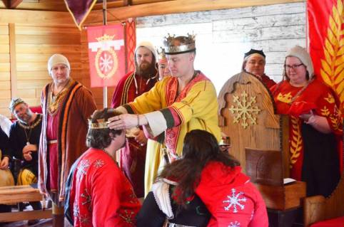 Sven crowns Gareth Count