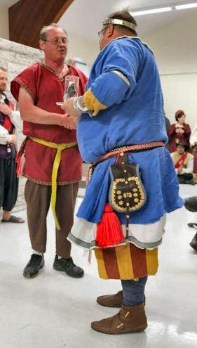 Snorri archery winner