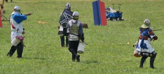 Combat archers