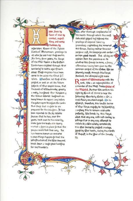 Rouland Millrind scroll Ekat
