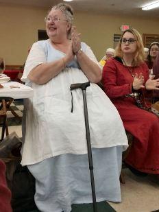 Baroness Therasa named Judges' Choice.