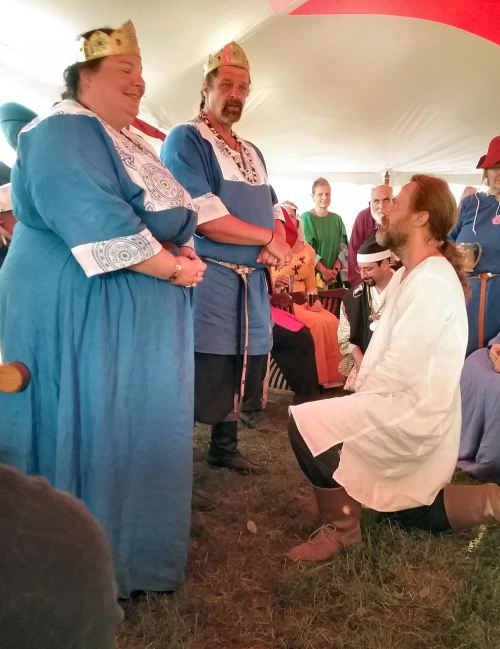 Hrolfr sent to vigil